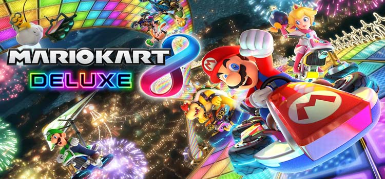 Mario Kart 8 Deluxe Free Download Full Version PC Game