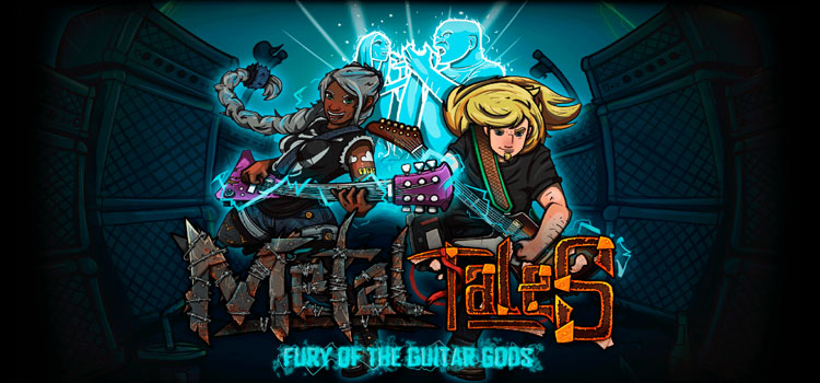 Metal Tales Fury Of The Guitar Gods Free Download Game