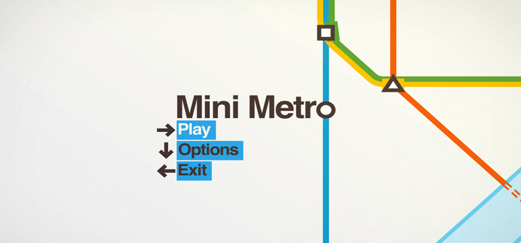 Mini Metro Free Download FULL Version Cracked PC Game