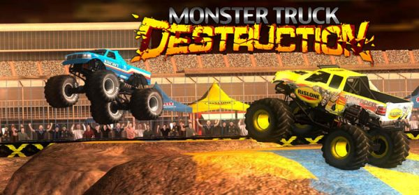 Monster Truck Destruction Free Download Cracked PC Game