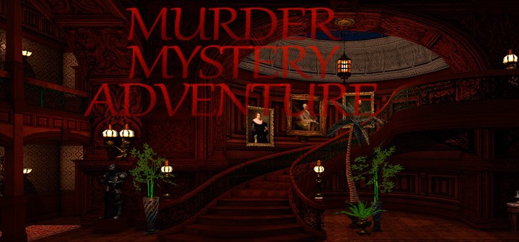 Murder Mystery Adventure Free Download Cracked PC Game