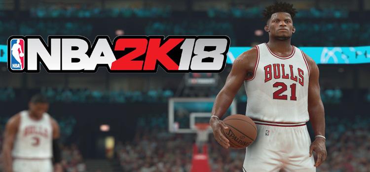 NBA 2K18 Free Download Full Version Cracked PC Game
