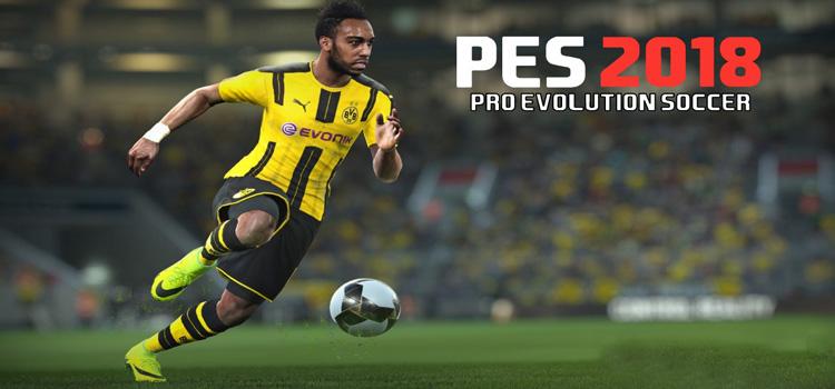 PES 2018 Free Download Pro Evolution Soccer 18 PC Game