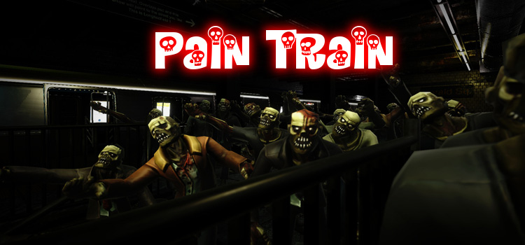 Pain Train Free Download FULL Version Cracked PC Game
