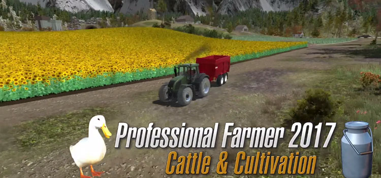 Professional Farmer 2017 Cattle And Cultivation Free Download