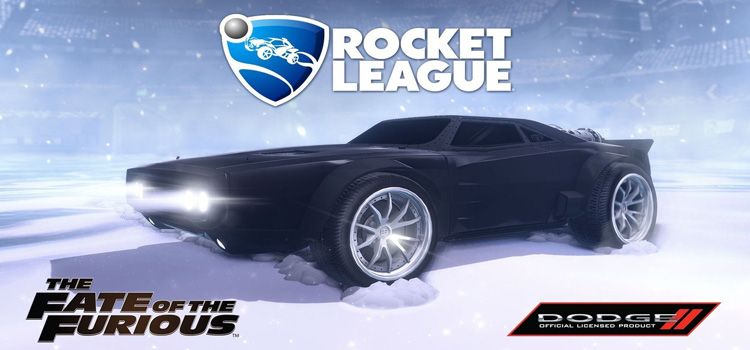 Rocket League The Fate Of The Furious Free Download PC Game
