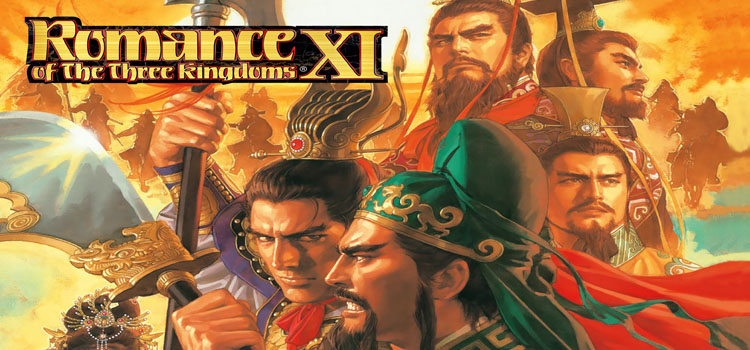 Romance Of The Three Kingdoms XI Free Download PC Game