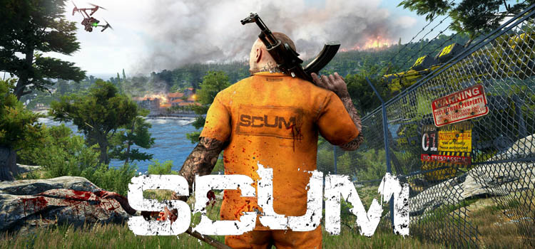 SCUM Free Download FULL Version Cracked PC Game