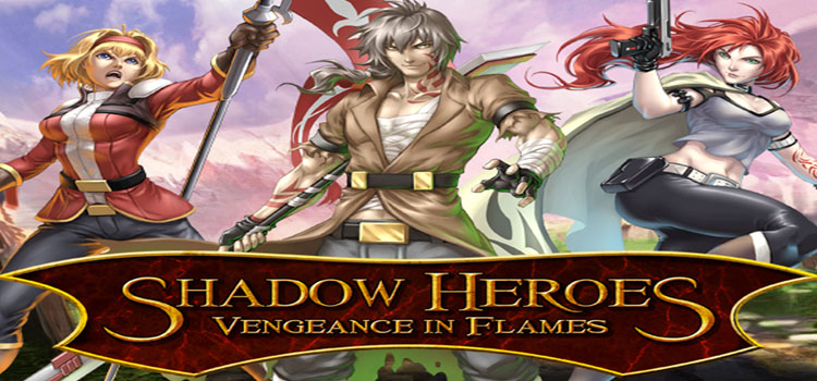 Shadow Heroes Vengeance Free Download