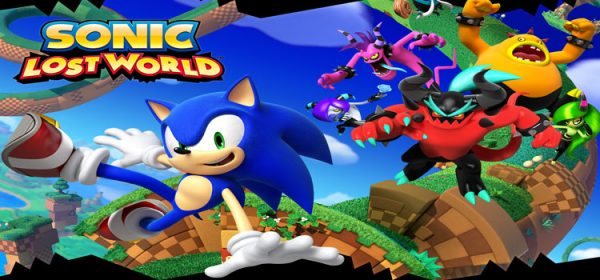 Sonic Lost World Free Download FULL Version PC Game