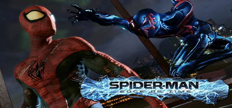 Spider Man Edge Of Time Free Download Cracked PC Game