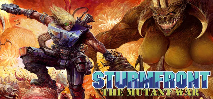 SturmFront The Mutant War Ubel Edition Free Download PC