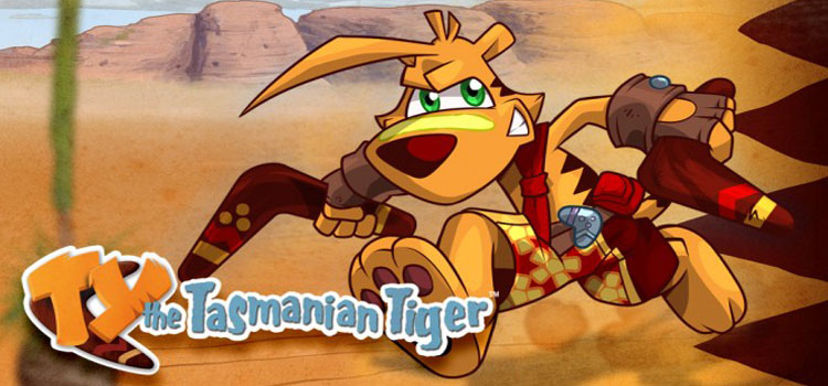 TY The Tasmanian Tiger Free Download Cracked PC Game