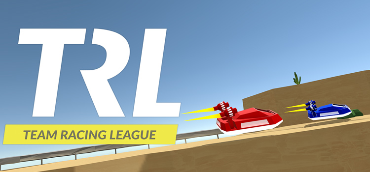 Team Racing League Free Download FULL Version PC Game