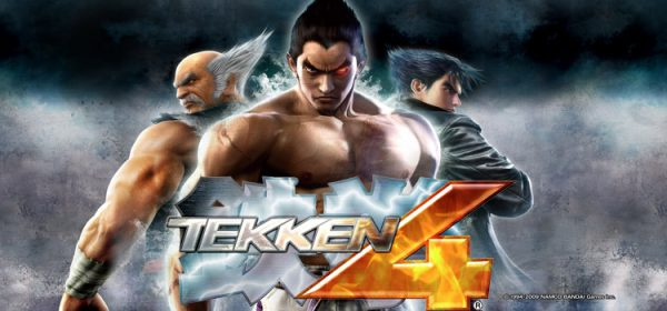 Tekken 4 Free Download FULL Version Cracked PC Game
