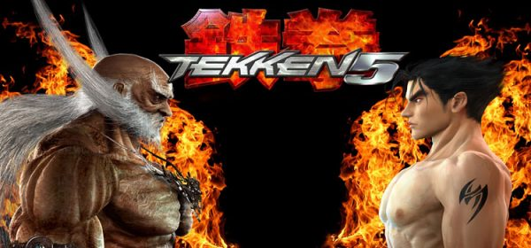 Tekken 5 Free Download FULL Version Cracked PC Game