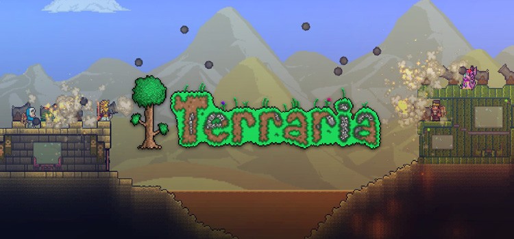 Terraria Free Download FULL Version Cracked PC Game