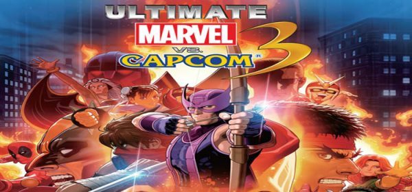 Ultimate Marvel Vs Capcom 3 Free Download Cracked PC Game
