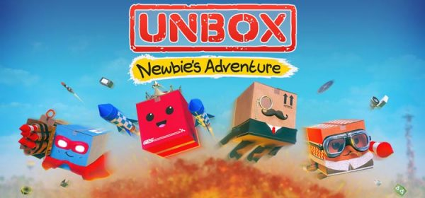 Unbox Newbies Adventure Free Download Full Version PC Game