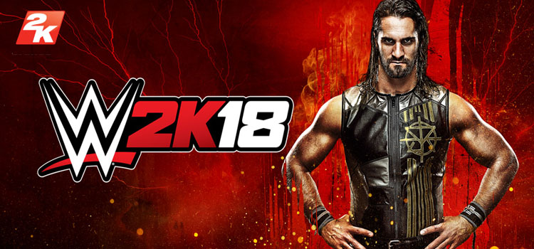 WWE 2K18 Free Download FULL Version Cracked PC Game