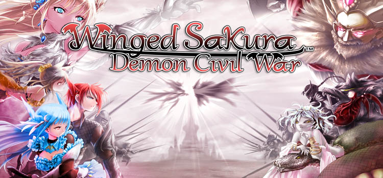 Winged Sakura Demon Civil War Free Download FULL Game