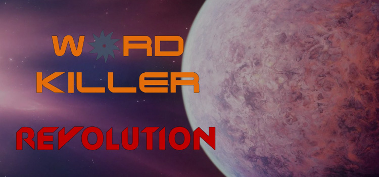 Word Killer Revolution Free Download Full Version PC Game
