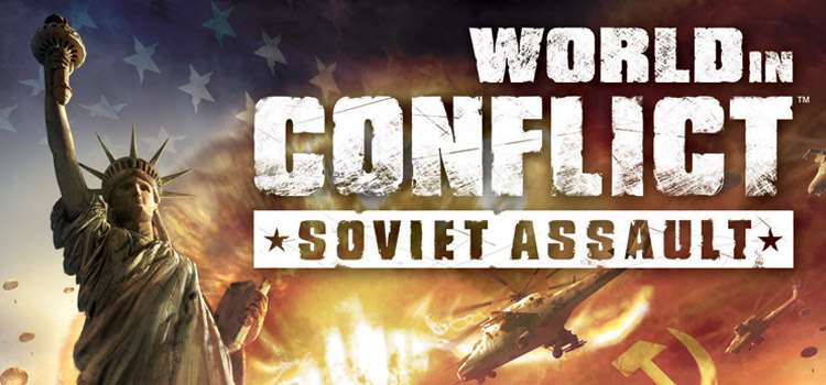 World In Conflict Soviet Assault Free Download PC Game
