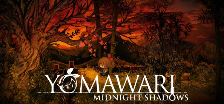 Yomawari Midnight Shadows Free Download Cracked PC Game
