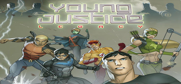 Young Justice Legacy Free Download Full Version PC Game