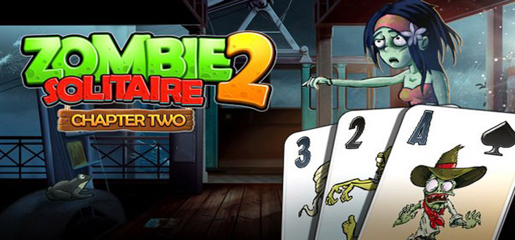 Zombie Solitaire 2 Chapter 2 Free Download Full PC Game