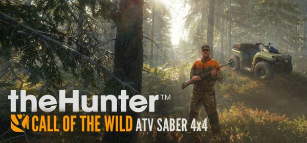 theHunter Call Of The Wild ATV SABER 4X4 Free Download