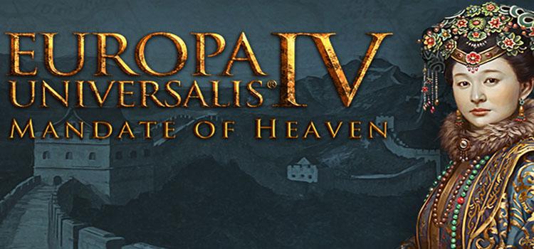 Europa Universalis IV Mandate Of Heaven Free Download Game