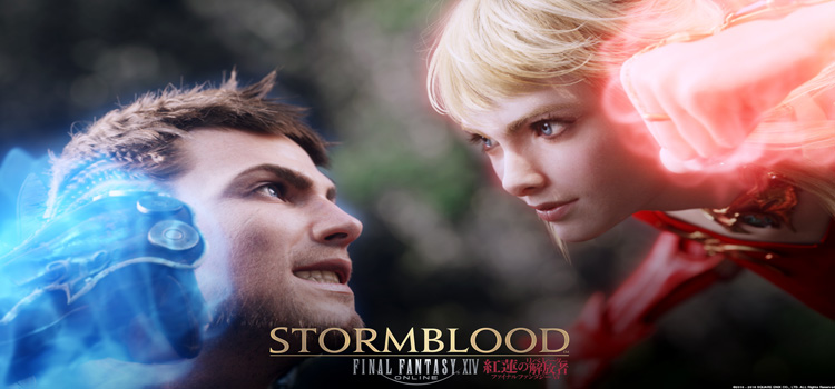 FINAL FANTASY XIV Stormblood Free Download Full PC Game