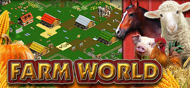 Farm World Free Download FULL Version Cracked PC Game