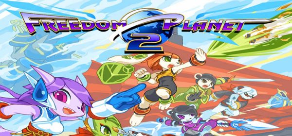 Freedom Planet 2 Free Download FULL Version PC Game