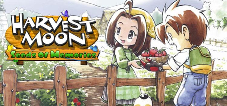 Harvest Moon Seeds Of Memories Free Download Full Game