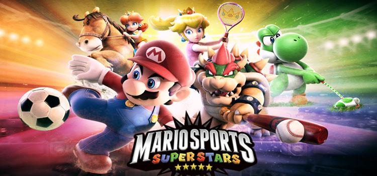 Mario Sports Superstars Free Download Full Version PC Game
