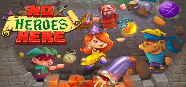 No Heroes Here Free Download FULL Version PC Game