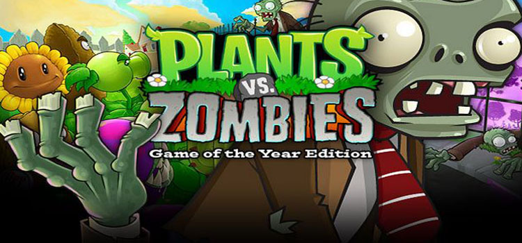 Plants Vs Zombies GOTY Edition Free Download Full PC Game
