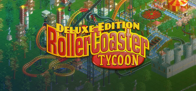 RollerCoaster Tycoon Deluxe Free Download Full PC Game