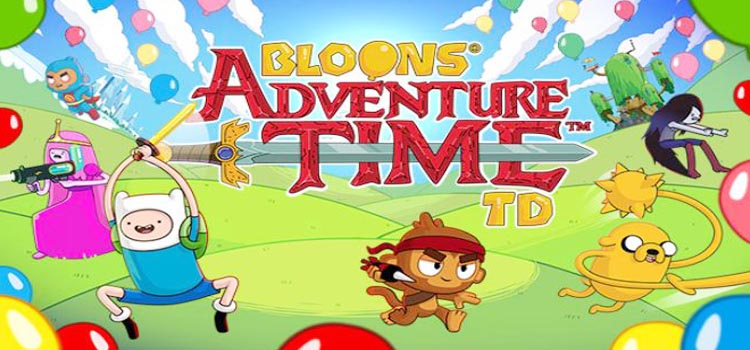 Bloons Adventure Time TD Free Download FULL PC Game
