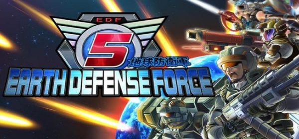 Earth Defense Force 5 Free Download Full Version PC Game