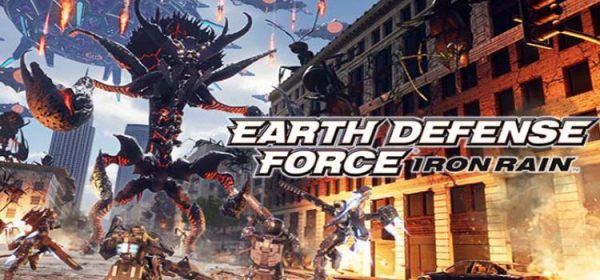 Earth Defense Force Iron Rain Free Download Full PC Game