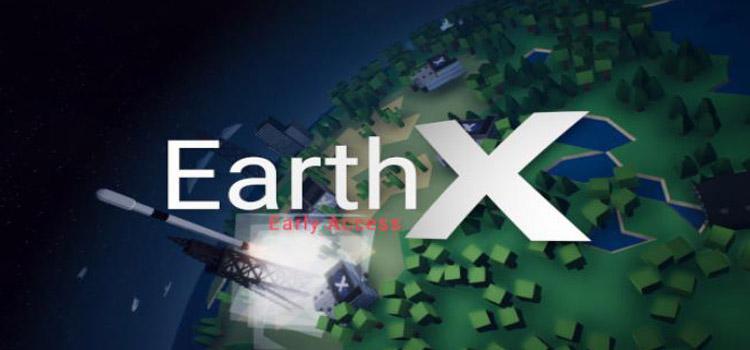 EarthX Free Download FULL Version Crack PC Game Setup
