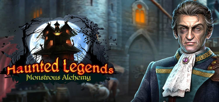 Haunted Legends Monstrous Alchemy Free Download PC Game
