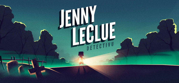Jenny LeClue Detectivu Free Download Full Version PC Game