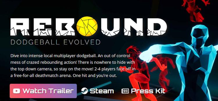 Rebound Dodgeball Evolved Free Download Full PC Game