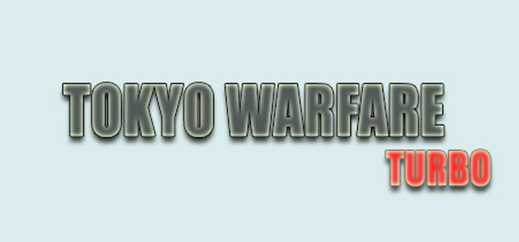 Tokyo Warfare Turbo Free Download Full Version PC Game