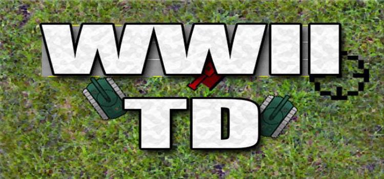 WW II TD Free Download Full Version Crack PC Game Setup