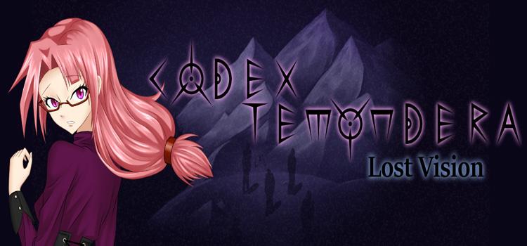 Codex Temondera Lost Vision Free Download Full PC Game